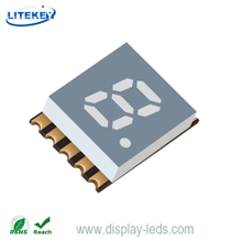 0,2 Zoll einstelliges 7-Segment-Ultradünn-SMD-Display