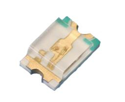 0402 Reingrüne SMD-LED mit 520 nm