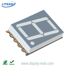 0,56 Zoll 2-stelliges 7-Segment-SMD-Display