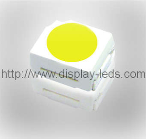 3528 PLCC2 Top SMD LED in Weiß